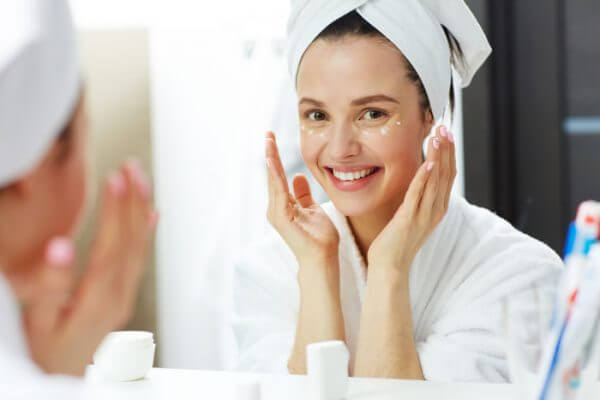 Cuidado de la piel funciones