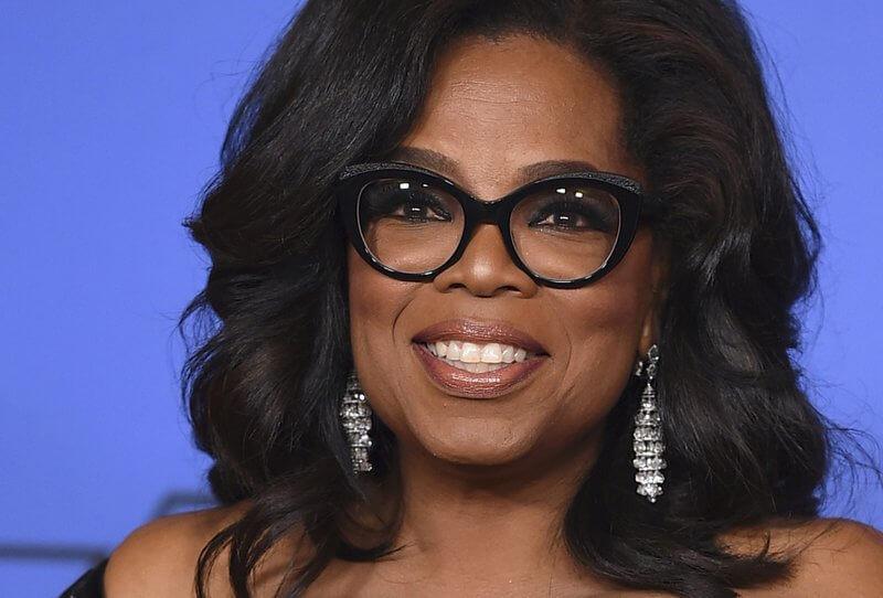 Biografía de Oprah Winfrey