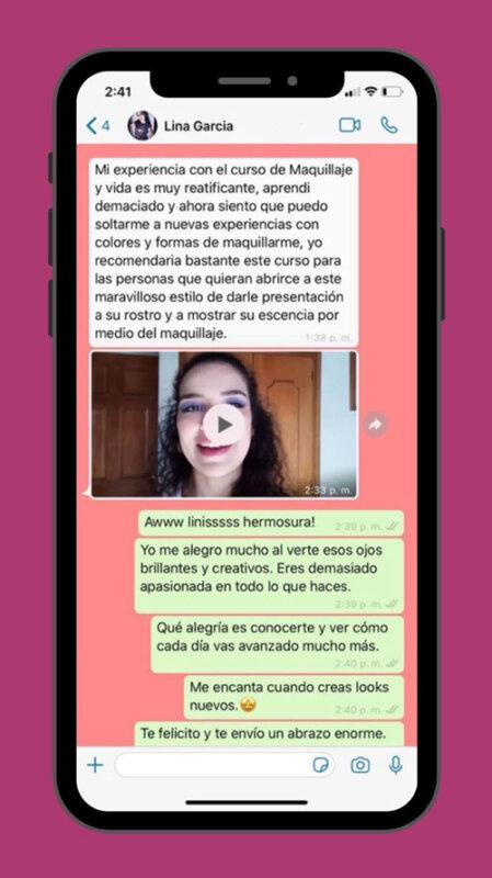 testimonio Lina García